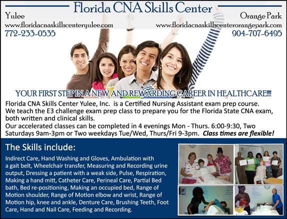 Florida CNA Skills Center