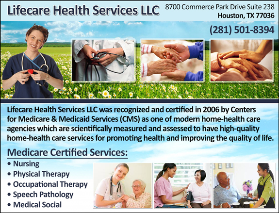 Lifecare Health Services LLC