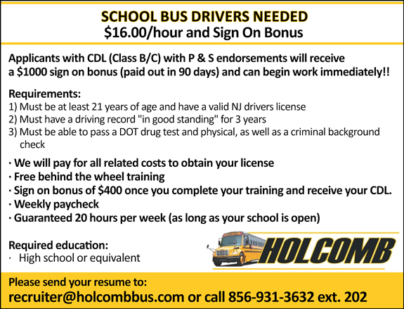 Holcomb Bus Company