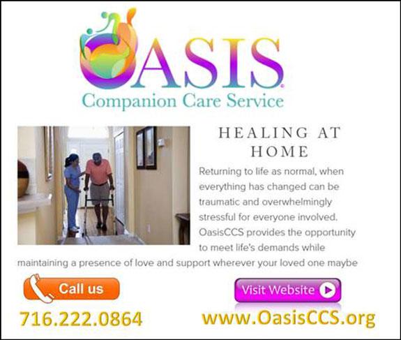Oasis Companion Care Service