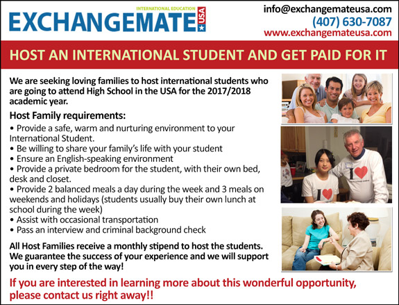 ExchangeMate USA International