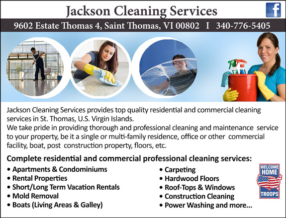 Jackson Cleaning Services