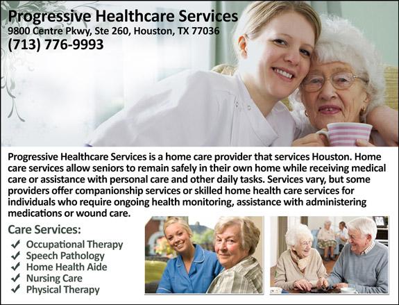 Progressive Healthcare Service