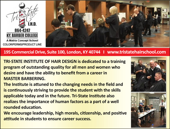 TRI-STATE INSTITUTE OF HAIR DESIGN
