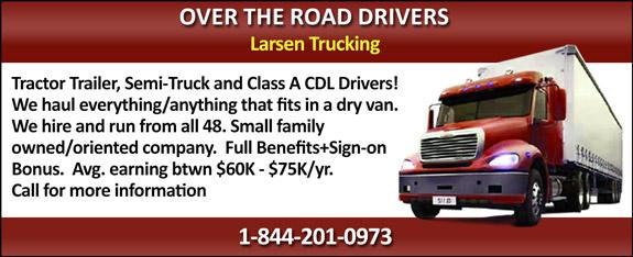 Larsen Trucking