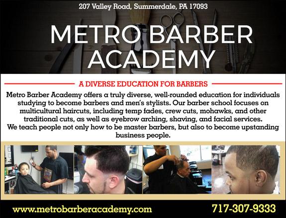 Metro Barber Academy