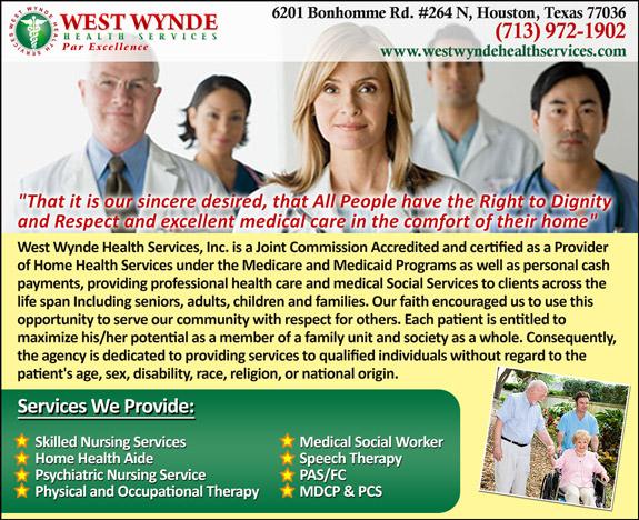 West Wynde Health Services