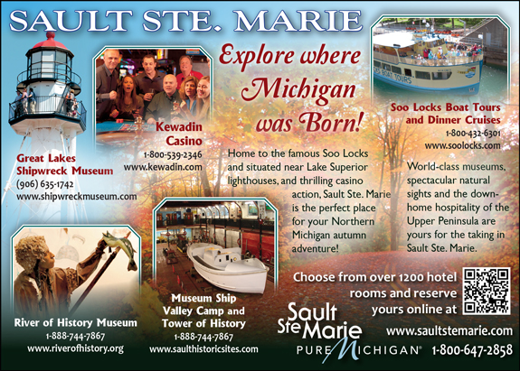 Sault Ste. Marie Convention
