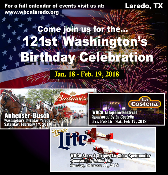 Washington's Birthday Celebration