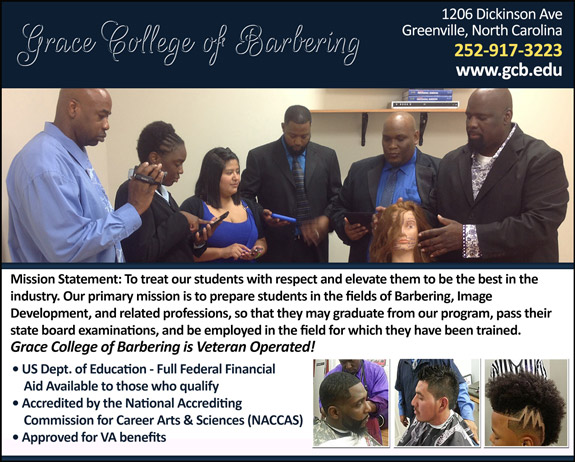 Grace College of Barbering