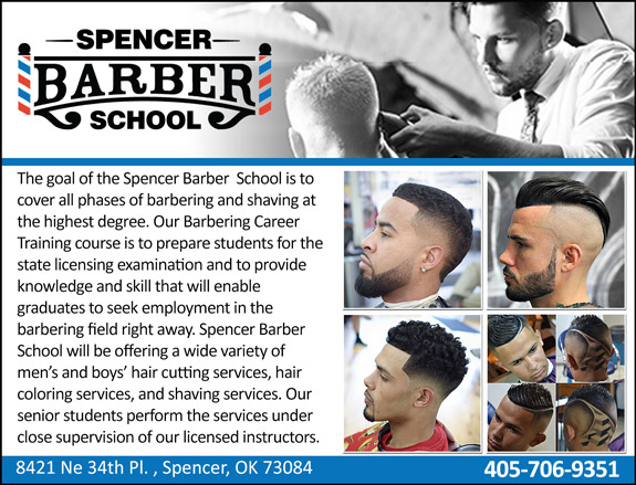 Spencer Barber School