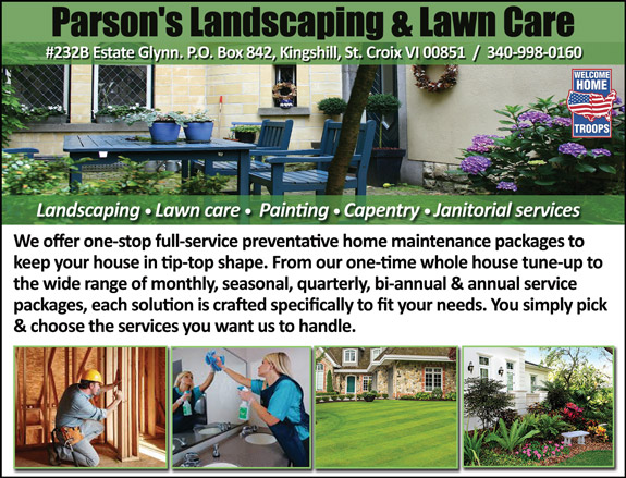 Parson's Landscaping & Lawn Care