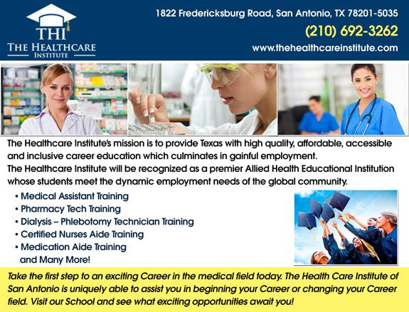 The Healthcare Institute