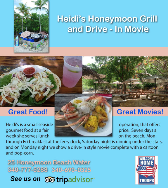 Heidi's Honeymoon Grill