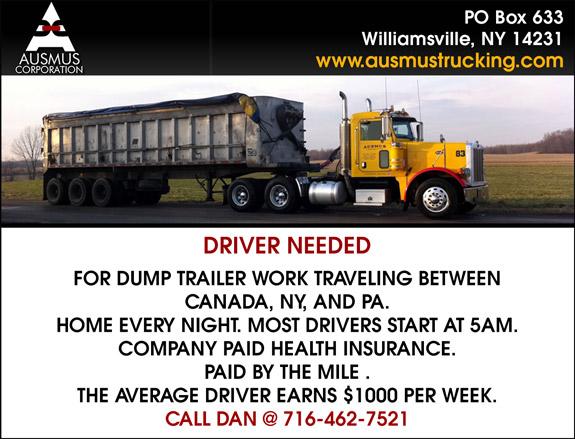 Ausmus Trucking