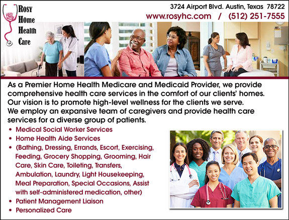 Rosy Health Care Services, Inc.