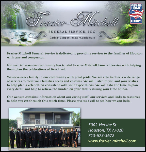Frazier-Mitchell Funeral Home