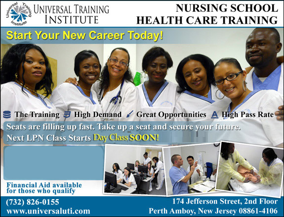 Universal Training Institute