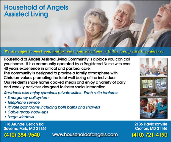 Household of Angels Assisted Living