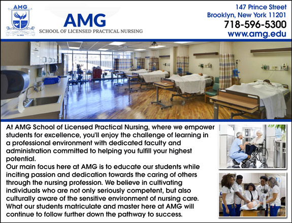 AMG School of Licensed Practical Nursing