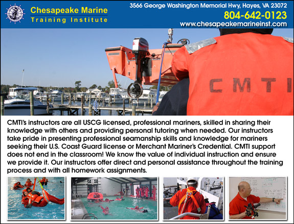 Chesapeake Marine Training Institute