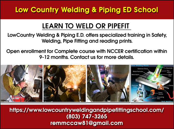 Low Country Welding & Piping ED School