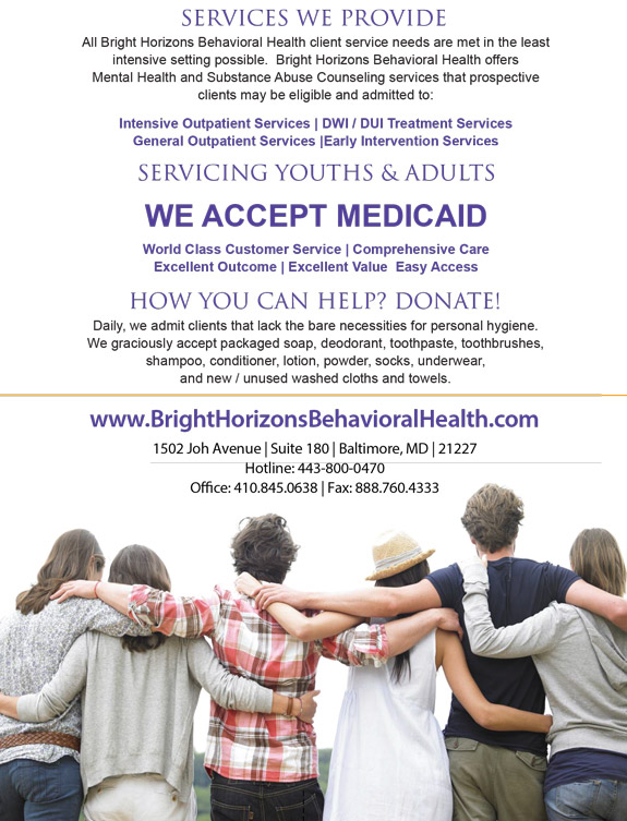 Bright Horizons Behavioral Health