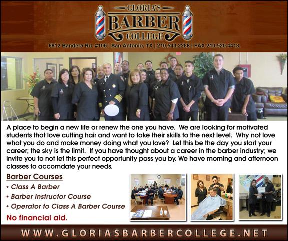 Gloria's Barber College