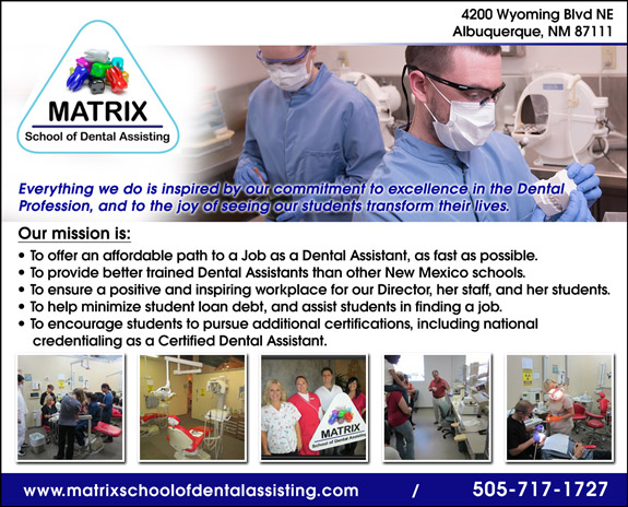 Matrix School of Dental Assisting