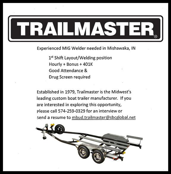 JQ Tex, Inc., Trailmaster Trailers