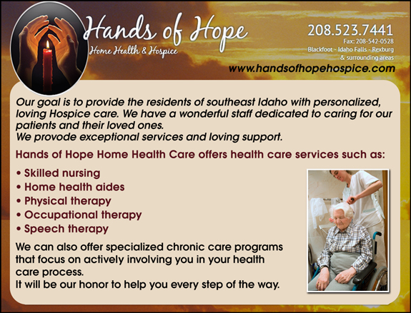 Hands of Hope Home Health