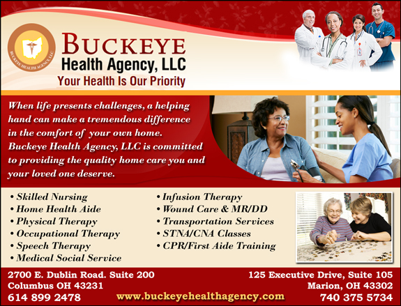 Buckeye Health Agency