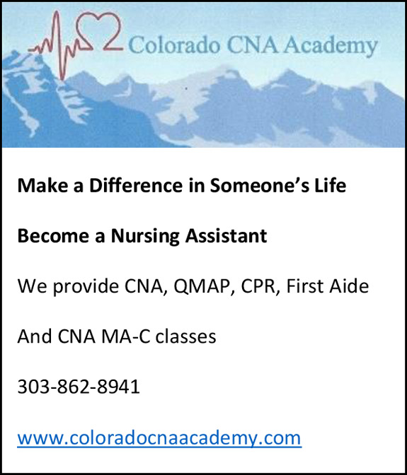 Colorado CNA Academy