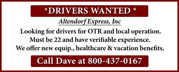 Altendorf, Inc