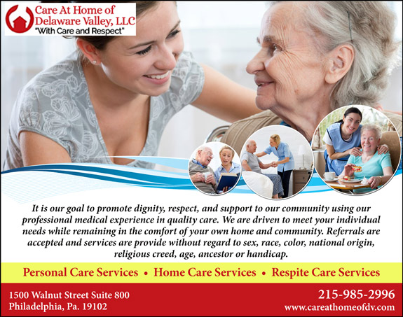 Care at Home of Delaware Valley