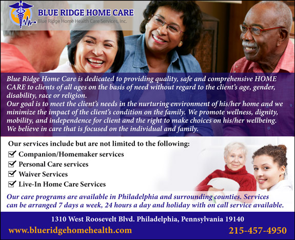 Blue Ridge Home Care