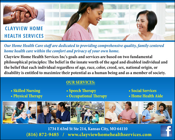 Clayview Home Health Services Inc
