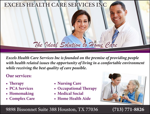 Excels Health Care Services Inc