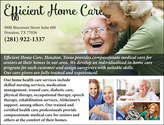 Efficient Home Care