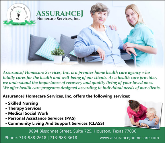 AssuranceJ Homecare Services, Inc.