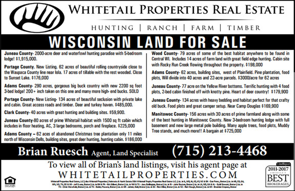 Whitetail Properties