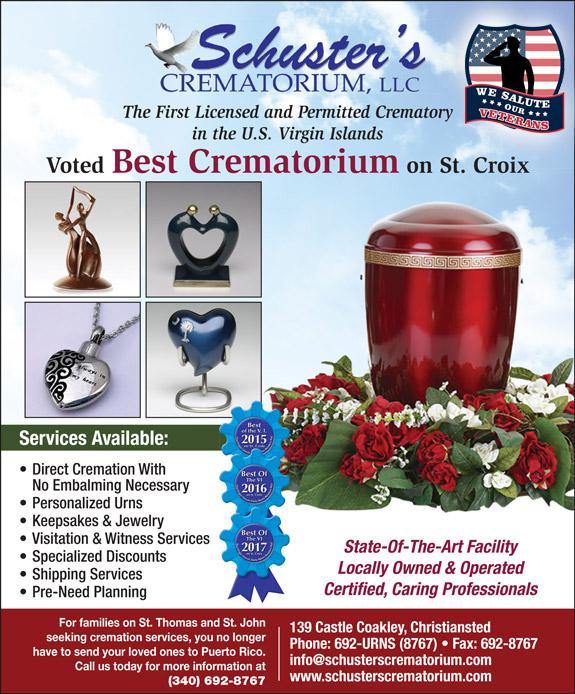 Schuster's Crematorium, LLC