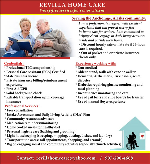 Revilla Home Care