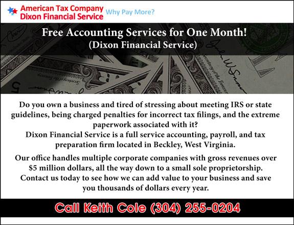 Dixon Financial Services