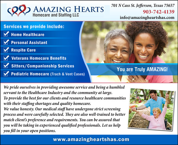 Amazing Hearts Homecare