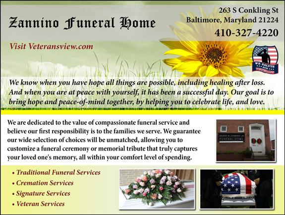 Zannino Funeral Home
