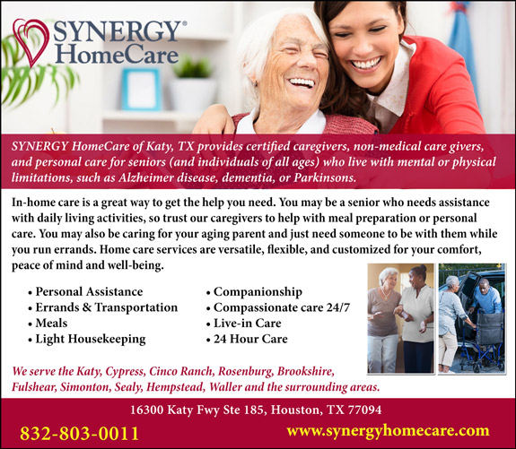 Synergy Home Care of Katy