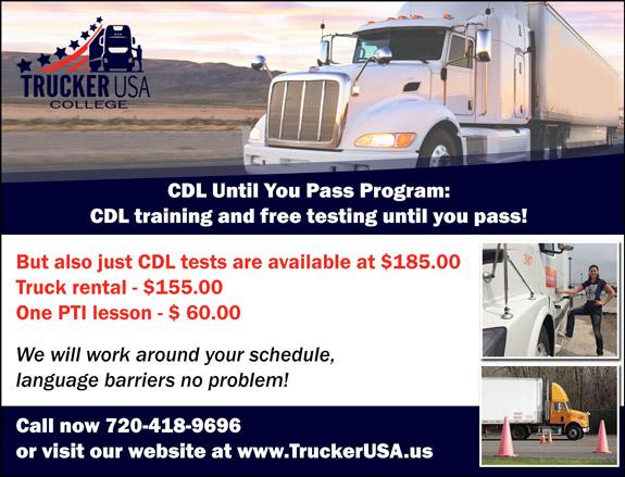 Trucking USA