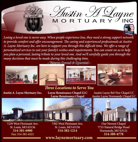 Austin A. Layne Mortuary
