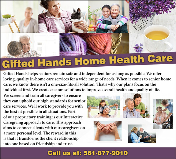 Gifted Hands Home Health Care